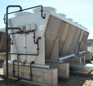 systeme de condensation par aérocondenseur
