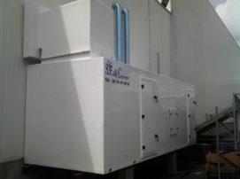 unité exterieur centrale de traitement d'air polyester 1