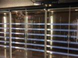 installation vitrine réfrigerée gms rennes